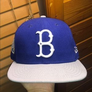 Brooklyn Dodgers flatbill
